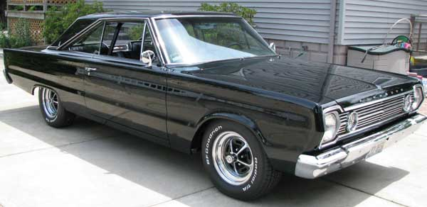 David Aalders' 1966 Plymouth Satellite