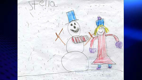Stella Cassiday Age 6  <span class=meta>(WLS Photo)</span>