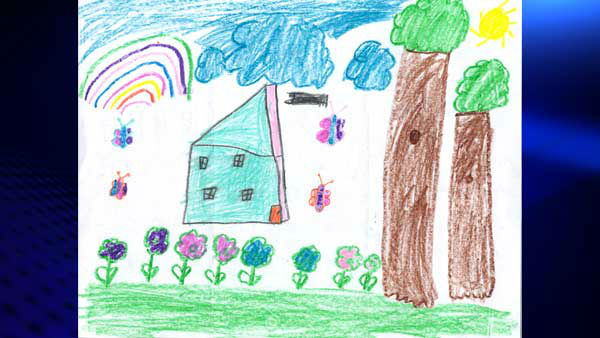 Tracy Butler&#39;s Weather Sketchers: Jasmine Barber, Providence Englewood Charter School  <span class=meta>(WLS Photo)</span>