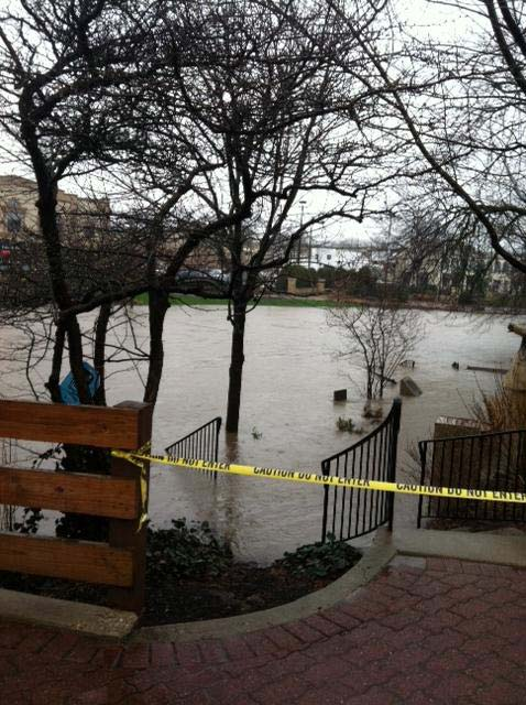 Viewer photo: Downtown Naperville.