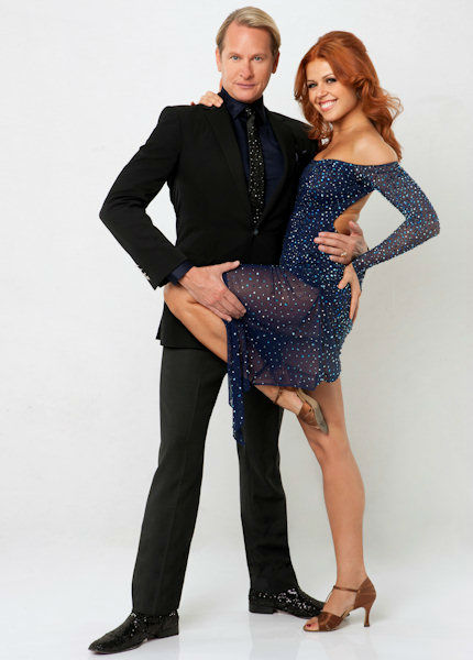 Carson Kressley and Anna Trebunskaya <span class=meta>(ABC Photo&#47; ABC-TV)</span>