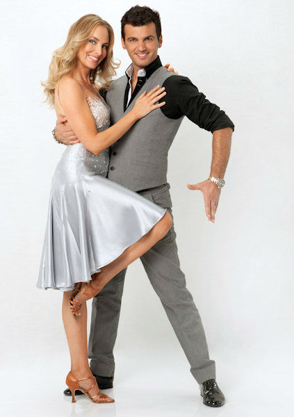 Chynna Phillips and Tony Dovolani <span class=meta>(ABC Photo&#47; ABC-TV)</span>
