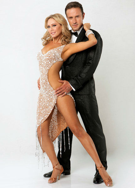 David Arquette and Kym Johnson <span class=meta>(ABC Photo&#47; ABC-TV)</span>