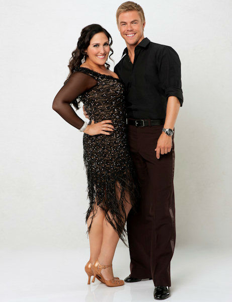 Ricki Lake and Derek Hough <span class=meta>(ABC Photo&#47; ABC-TV)</span>