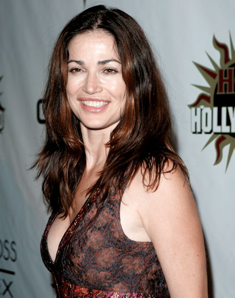 Kim Delaney arrives at the Hot in Hollywood benefit at the Henry Fonda&#47;Music Box Theater in Hollywood, Calif., Saturday Aug. 18, 2007.  <span class=meta>(AP Photo&#47;Mark J. Terrill)</span>
