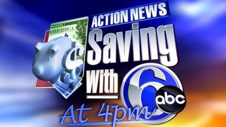 Saving with 6abc - Action News at 4