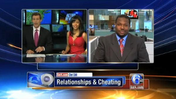Online relationships and Cheating