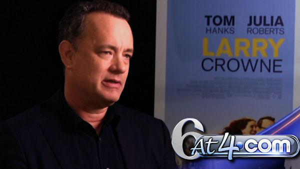 Alicia Vitarelli sits down with Tom Hanks