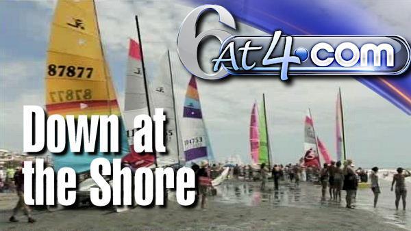 Down At The Shore - 6at4