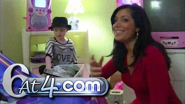 Little cancer patient's wish: Watch my video - 6at4