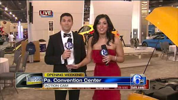 alicia vitarelli previews the philadelphia auto show 6at4 alicia