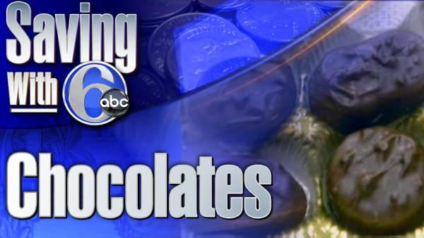 Saving with 6abc: Gread deals on chocolate - 6at4