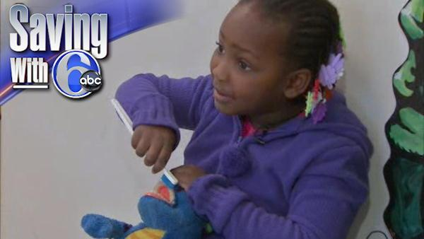 Saving with 6abc: Dental care for kids - 6at4