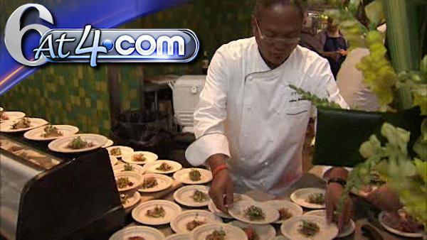World-famous chefs raise money for Alex's Lemonade - 6at4