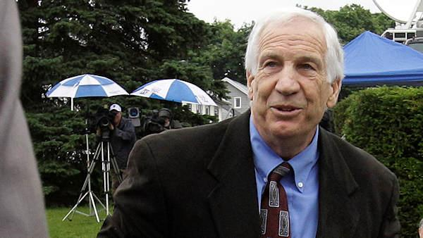 Sandusky's adopted son says he's a victim | 6abc.