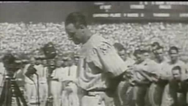 Closer look: ALS on anniversary of Gehrig's speech
