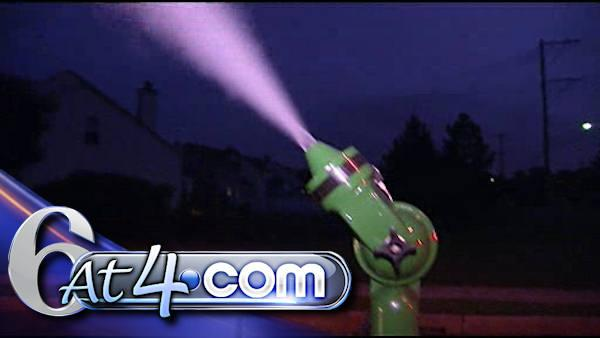 Philadelphia spraying to fight West Nile