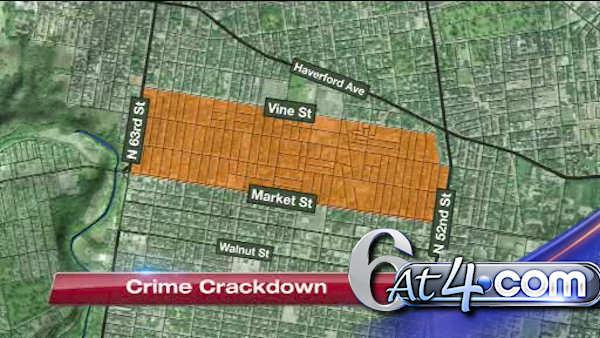 Police, clergy, community take on S.W. Philly crime - 6at4
