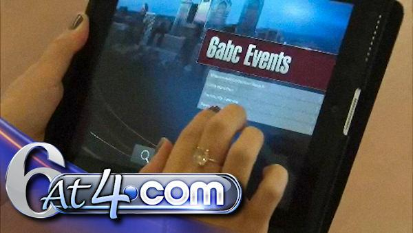6abc launches 6abc Events App - 6at4