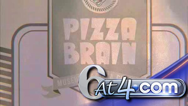 Pizza Brain: Philadelphia's Pizza Museum - 6at4