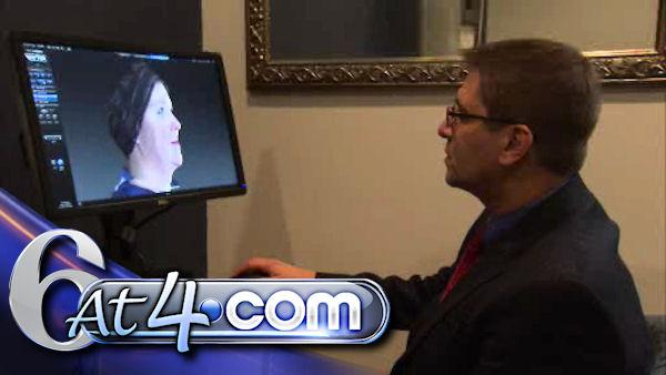 Get a glimpse of your plastic surgery future! - 6at4