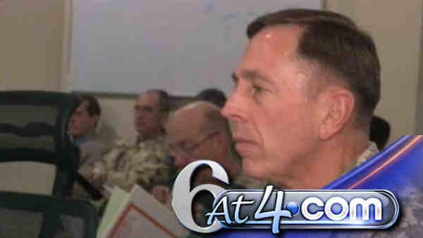 Petraeus testifies about Benghazi, not affair - 6at4