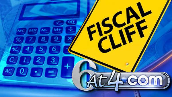 Fiscal Cliff calculator - Bloomberg Business report - 6at4