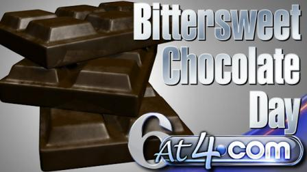 National Bittersweet Chocolate Day