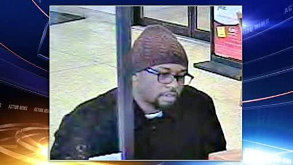 Bank robber on multi-state spree - 6at4