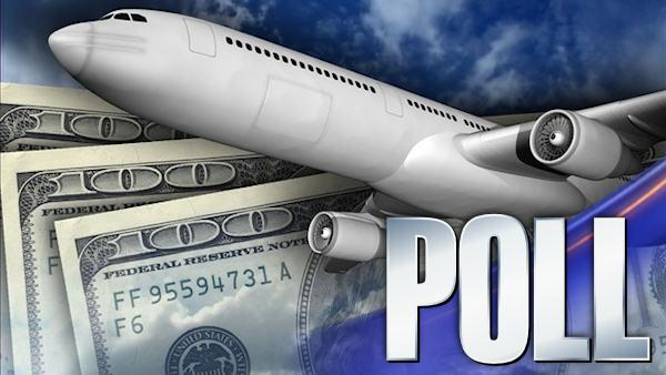Should airfare be based on weight? - 6at4