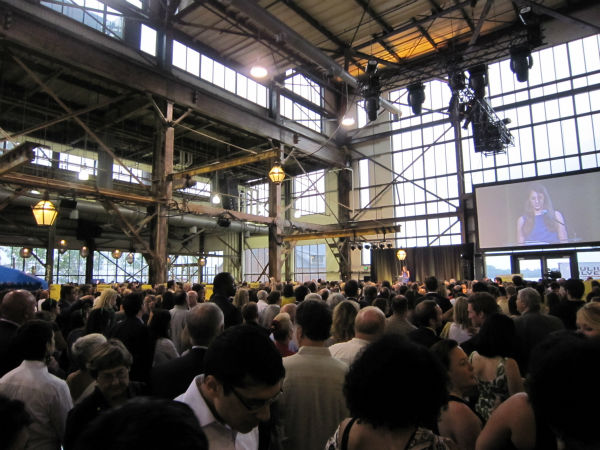 The Great Chefs Event on June 14, 2011 to benefit Alex's Lemonade Stand.