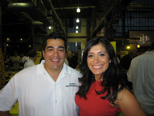 Iron Chef Jose Garces