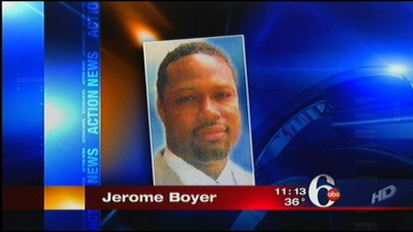 VIDEO: The Murder of Jerome Boyer