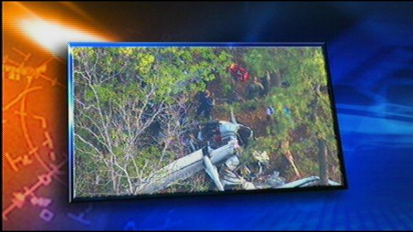 VIDEO: Fatal plane crash