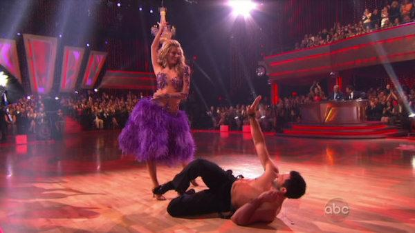 Dancing with the Stars - Week 6