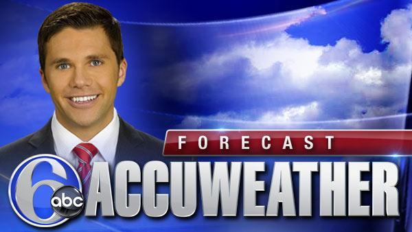 AccuWeather with Adam Joseph