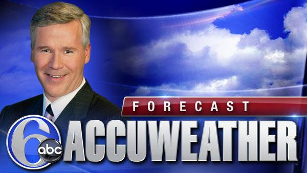 David Murphy, Karen Rogers with Accuweather