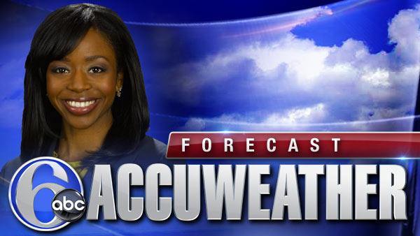 Melissa Magee and Accuweather