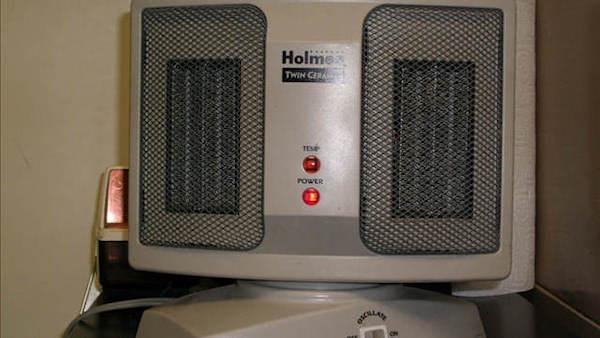 Healthy Skin - Avoid Space Heaters