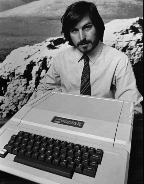 It might have seemed like a joke at the time, but Steve Jobs founded Apple Computer on April Fools Day in 1976. <span class=meta>(AP Photo)</span>