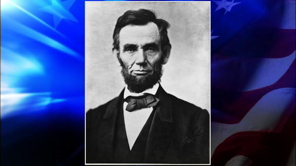 16: Abraham Lincoln. Served 1861 to 1865.