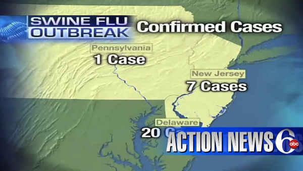 VIDEO: NJ school closed due to possible flu cases