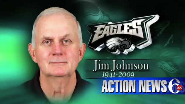 VIDEO:  Andy Reid & Joe Banner remember Jim Johnson