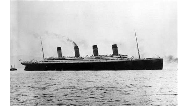 Artifacts from Titanic up for auction - 6at4