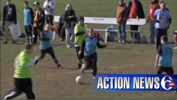 VIDEO: Special Olympics at Villanova | Video | 6abc.com