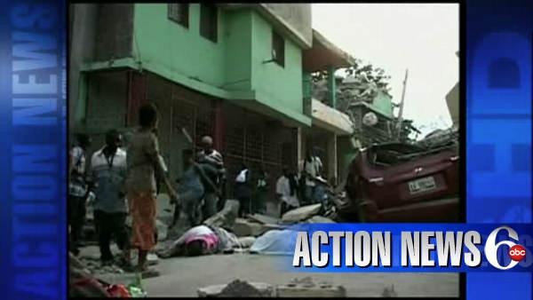 Latest from Haiti - 1.15.2010 @ noon