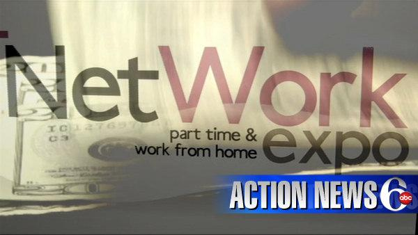Work from home expo Sunday