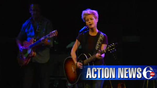 Shelby Lynne on Action News' Tuned In
