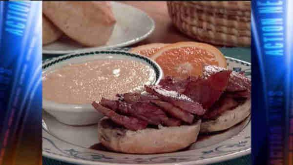 Mr. Food: Country Ham and Red Eye Gravy