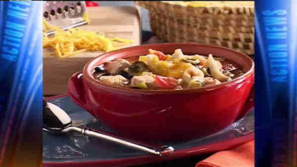 Mr. Food: Chicken Burrito Soup